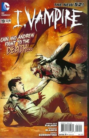 I Vampire #19