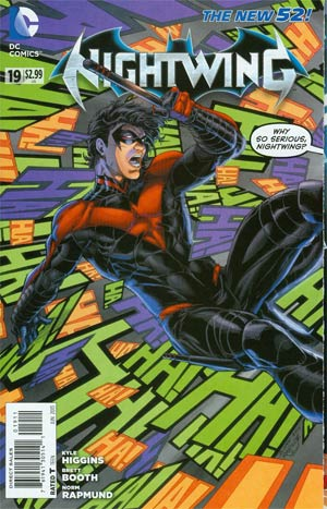 Nightwing Vol 3 #19