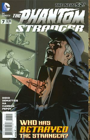 Phantom Stranger Vol 4 #7