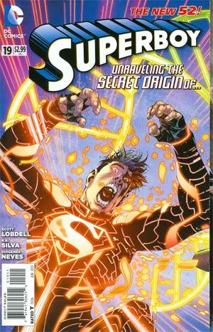 Superboy Vol 5 #19