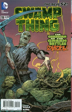 Swamp Thing Vol 5 #19