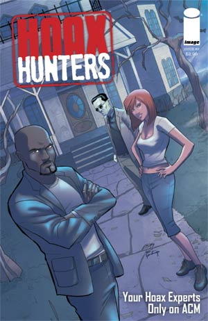 Hoax Hunters #9