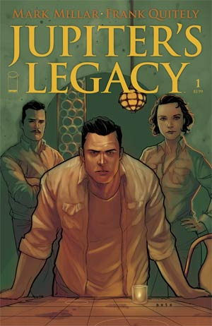 Jupiters Legacy #1 Regular Cover D Phil Noto