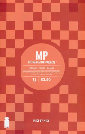 Manhattan Projects #13