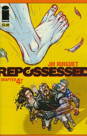 Repossessed #4