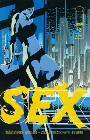 Sex #2 1st Ptg