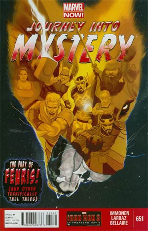 Journey Into Mystery Vol 3 #651