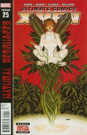 Ultimate Comics X-Men #25