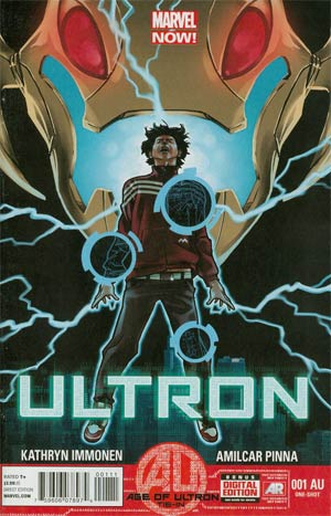 Ultron #1 (Age Of Ultron Tie-In)