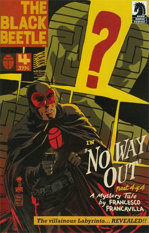 Black Beetle No Way Out #4
