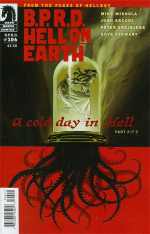 BPRD Hell On Earth #106 Cold Day In Hell Part 2