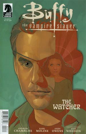 Buffy The Vampire Slayer Season 9 #20 Regular Phil Noto Cover