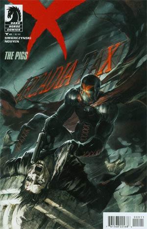 X Vol 2 #0