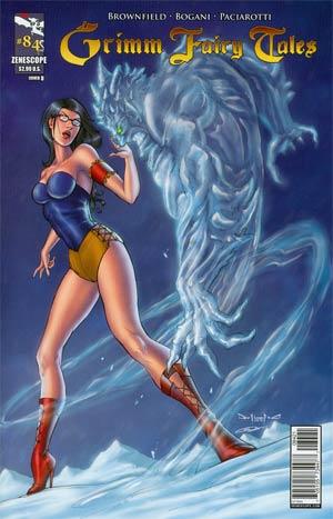 Grimm Fairy Tales #84 Cover B Pasquale Qualano