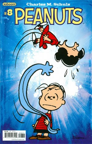 Peanuts Vol 3 #8 Regular Charles M Schulz Cover