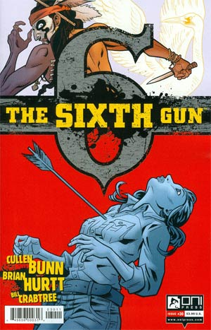 Sixth Gun #30