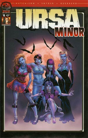 DO NOT USE Ursa Minor #6 (Filled Randomly With 1 Of 2 Covers)