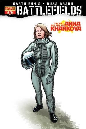 Garth Ennis Battlefields Vol 2 #6 Fall And Rise Of Anna Kharkova Part 3