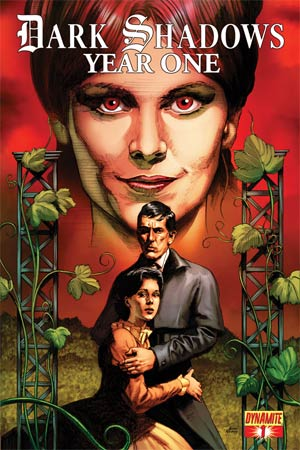 Dark Shadows Year One #1 Regular Patrick Berkenkotter Cover