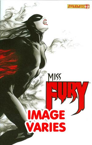 Miss Fury Vol 2 #1 Regular Cover (Filled Randomly With 1 Of 4 Covers)