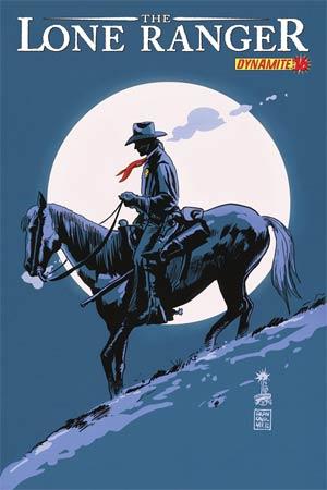 Lone Ranger Vol 5 #16