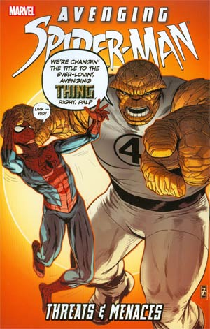 Avenging Spider-Man Threats And Menaces TP