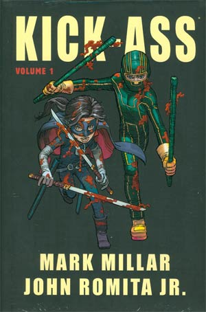 Kick-Ass Vol 1 HC Oversized Edition