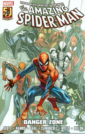 Spider-Man Danger Zone TP