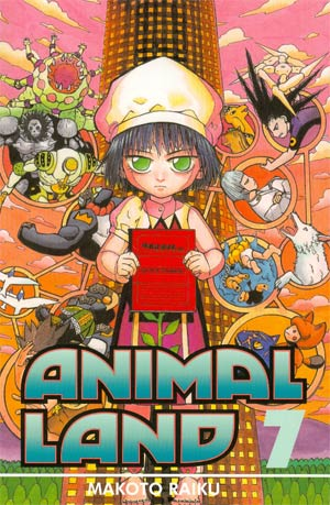 Animal Land Vol 7 GN