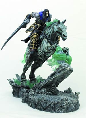 Darksiders Death & Despair Resin Statue