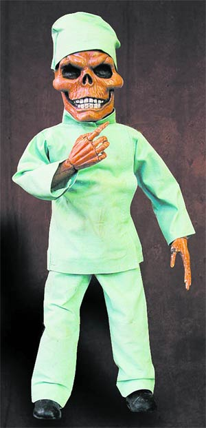 Puppetmaster Dr Death 1/1 Scale Replica