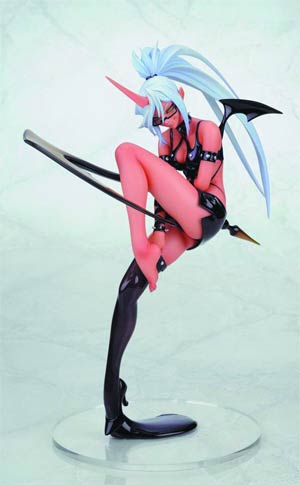 Story Image Figure EX Panty & Stocking With Garterbelt Kneesocks PVC Figure