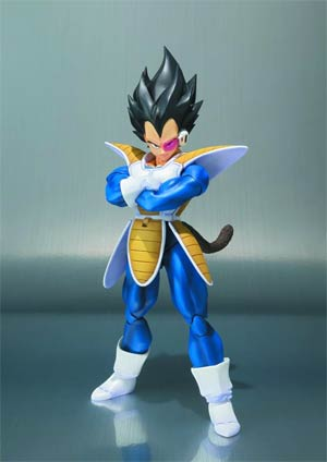 Dragon Ball Z S.H.Figuarts - Vegeta Normal Action Figure