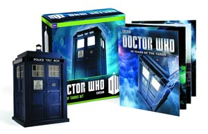 Doctor Who Light-Up TARDIS & Book Kit