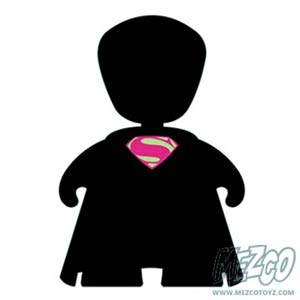 Superman Man Of Steel 6-Inch Mezitz