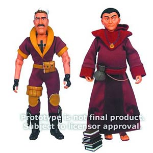 Venture Bros 8-Inch Series 9 Action Figure Assortment Case