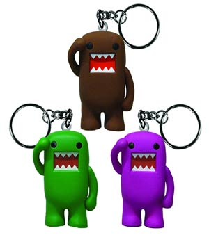 Domo 2-Inch Keyring 48-Count Assortment Case