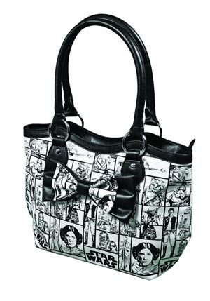 Star Wars Handbag - Checkered