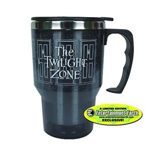 Twilight Zone Doorway 14-Ounce Travel Mug