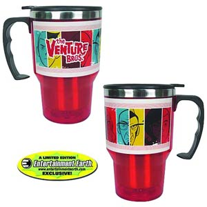 Venture Bros Retro 14-Ounce Travel Mug