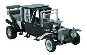 Munsters Koach Black & White 1/15 Scale Electronic Vehicle