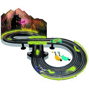 Scooby-Doo Super Race Slot Car Set