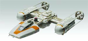 Star Wars Y-Wing Fighter Easykit Model Kit