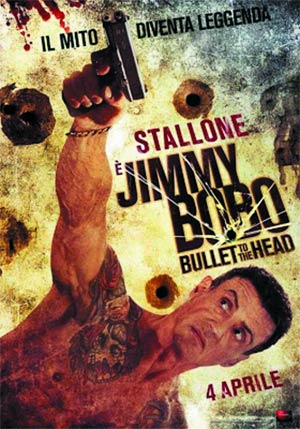 Bullet To The Head Blu-ray Combo DVD