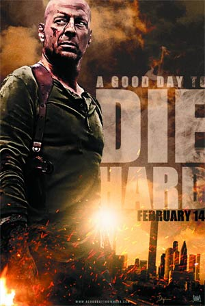 Good Day To Die Hard Blu-ray Combo DVD