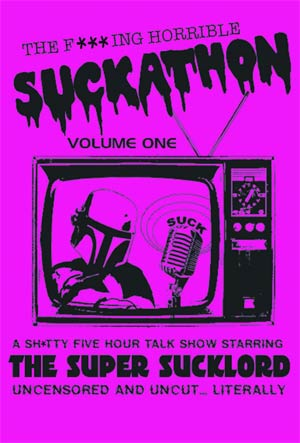 F*cking Terrible Suckathon Vol 1 DVD