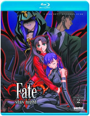 Fate/stay night TV Collection 2 Blu-ray DVD