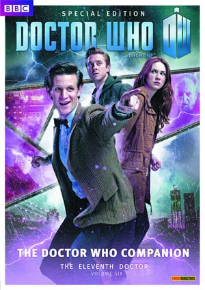 Doctor Who Magazine Special #34