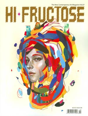 Hi-Fructose Magazine Quarterly Vol 27 2013