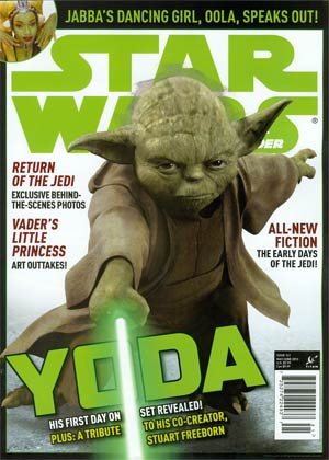 Star Wars Insider #141 May / Jun 2013 Newsstand Edition